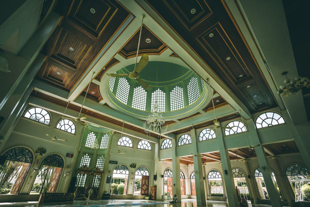 มัสยิดกามาลุลอิสลาม