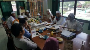 ประชุมกรรมการสรุปผลการดำเนินการงานก่อสร้างมัสยิดดารุ๊ลอีบาด๊ะห์(สามวา) ในวันที่ 14 ธ.ค.61