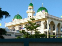 มัสยิดม่านาฟี่อุลอิสลาม(คลองกะจะ)