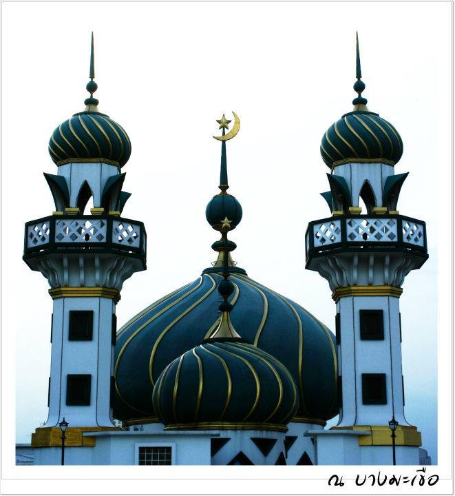 มัสยิดยะมีอุ้นอิสลาม(บางมะเขือ)