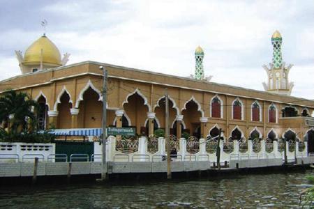 มัสยิดริดวานุ้นอิสลาม(คลองจั่น)